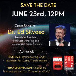 Pocket Conference with Ed Silvoso