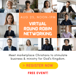 Quarterly Round Robin Networking Event