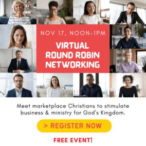 4th Quarter Round Robin Networking Event